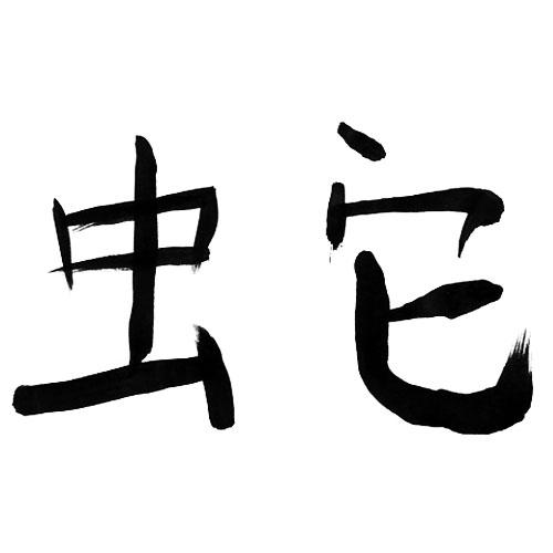 zodiac sign chinese snake tat tattoo. Black Bedroom Furniture Sets. Home Design Ideas