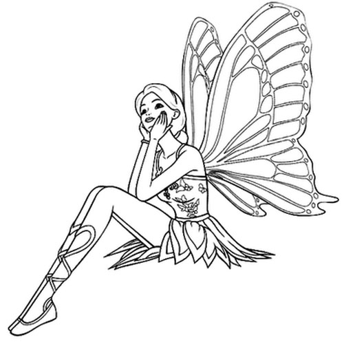 angel fairy tat tattoo 14