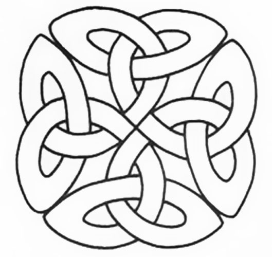 celtic knot tat tattoo 10