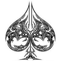 ace of spades tat tattoo 02
