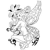 Angel, Fairy Tats