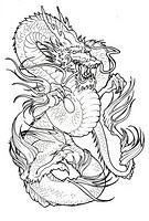 dragon tat tattoo 02
