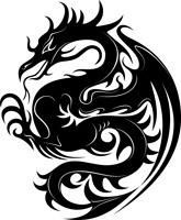 dragon tat tattoo 10