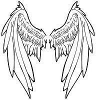 wings tat tattoo 05